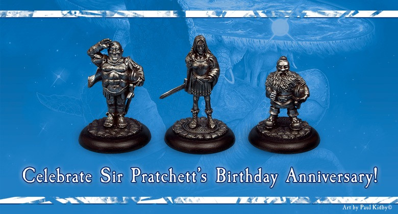 Micro Art Studio: Special Discworld Metallized Set