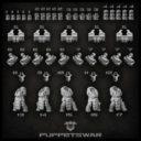 Puppets War H.I. Overkill Team 04