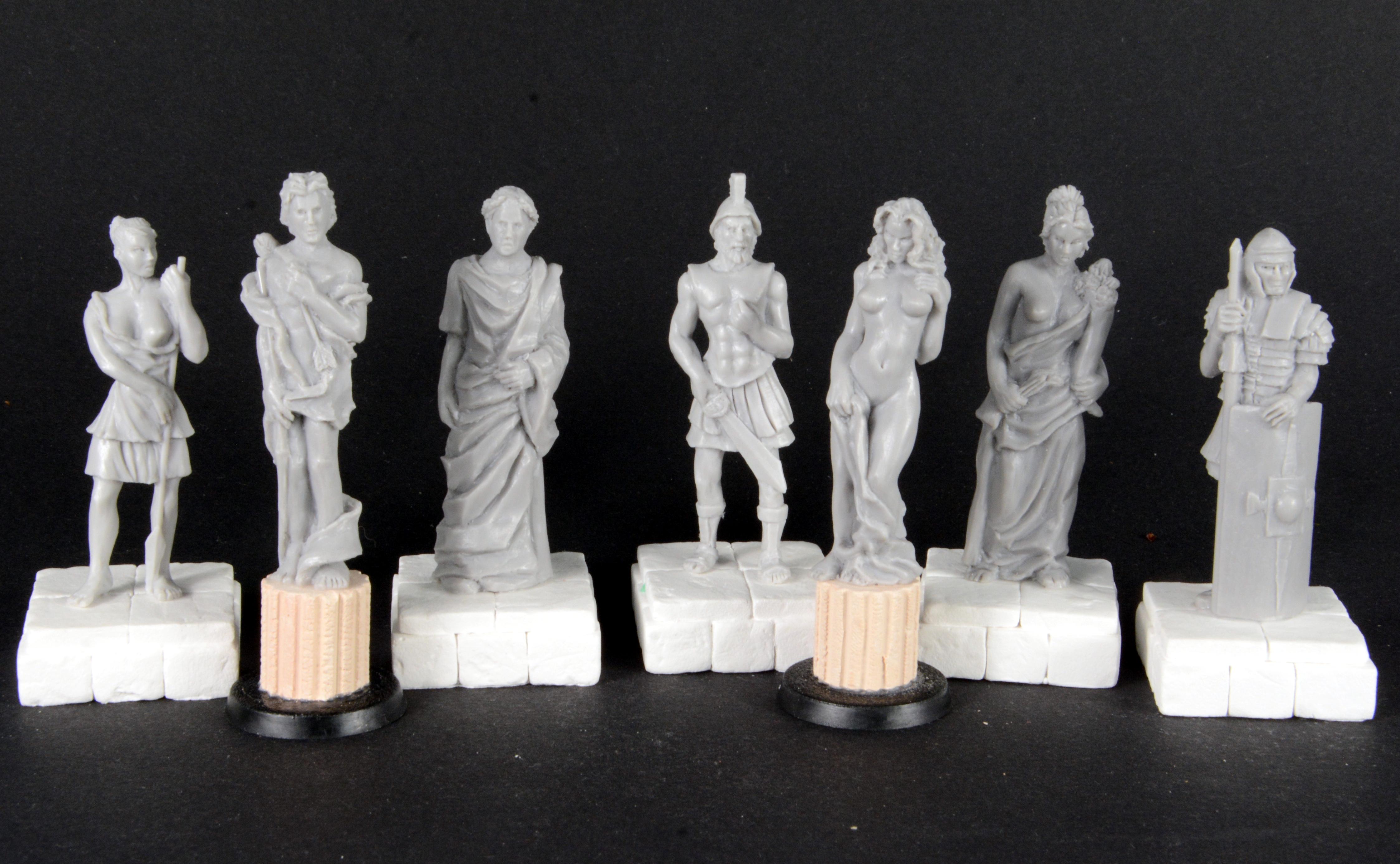 Review Thomarillion Statuen Roms Bruckenkopf Online Com Das Tabletop Hobby Portal