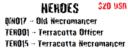 WI 28mm Terracotta Army 0