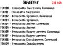 WI 28mm Terracotta Army 5