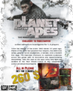 WYSIWYG Planet Of The Apes The Miniatures Boardgame 1