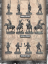 WYSIWYG Planet Of The Apes The Miniatures Boardgame 17