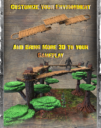 WYSIWYG Planet Of The Apes The Miniatures Boardgame 23