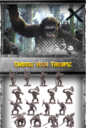 WYSIWYG Planet Of The Apes The Miniatures Boardgame 27