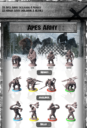WYSIWYG Planet Of The Apes The Miniatures Boardgame 5