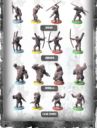 WYSIWYG Planet Of The Apes The Miniatures Boardgame 6
