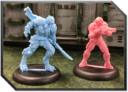 BS Breachstorm Reloaded Resin Sci Fi Miniatures 2