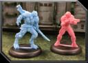 BS Breachstorm Reloaded Resin Sci Fi Miniatures 2