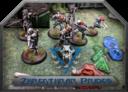 BS Breachstorm Reloaded Resin Sci Fi Miniatures 25