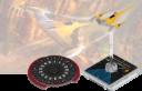 FFG Fantasy Flight Naboo Royal N 1 Starfighter Expansion 3