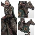 Forge World Middleearth Strategy Game Déorwine, Chief Of The King's Knights, Foot And Mounted 2