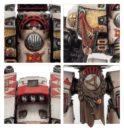 Forge World White Scars Legion Leviathan Pattern Siege Dreadnought 2