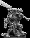 MM Mierce Great Cleaver Angedern, Prifdyndraig Of Gwaelod