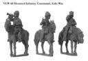 Perry InfantryCommandmtd ZuluWar