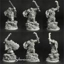 Scibor Dwarf Lord Kromdal 54mm