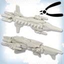 TTC Dropfleet Resistance Cruisers 1