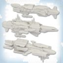 TTC Dropfleet Resistance Cruisers 5