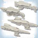 TTC Dropfleet Resistance Frigates 4