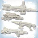 TTC Dropfleet Resistance Frigates 5