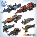 TTCombat DFC Starter Fleet Group Scrap 01