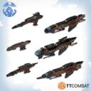 TTCombat DFC Starter Fleet Group Scrap 05