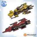TTCombat DFC Starter Fleet Group Scrap 08