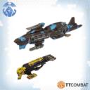 TTCombat DFC Starter Fleet Group Scrap 10