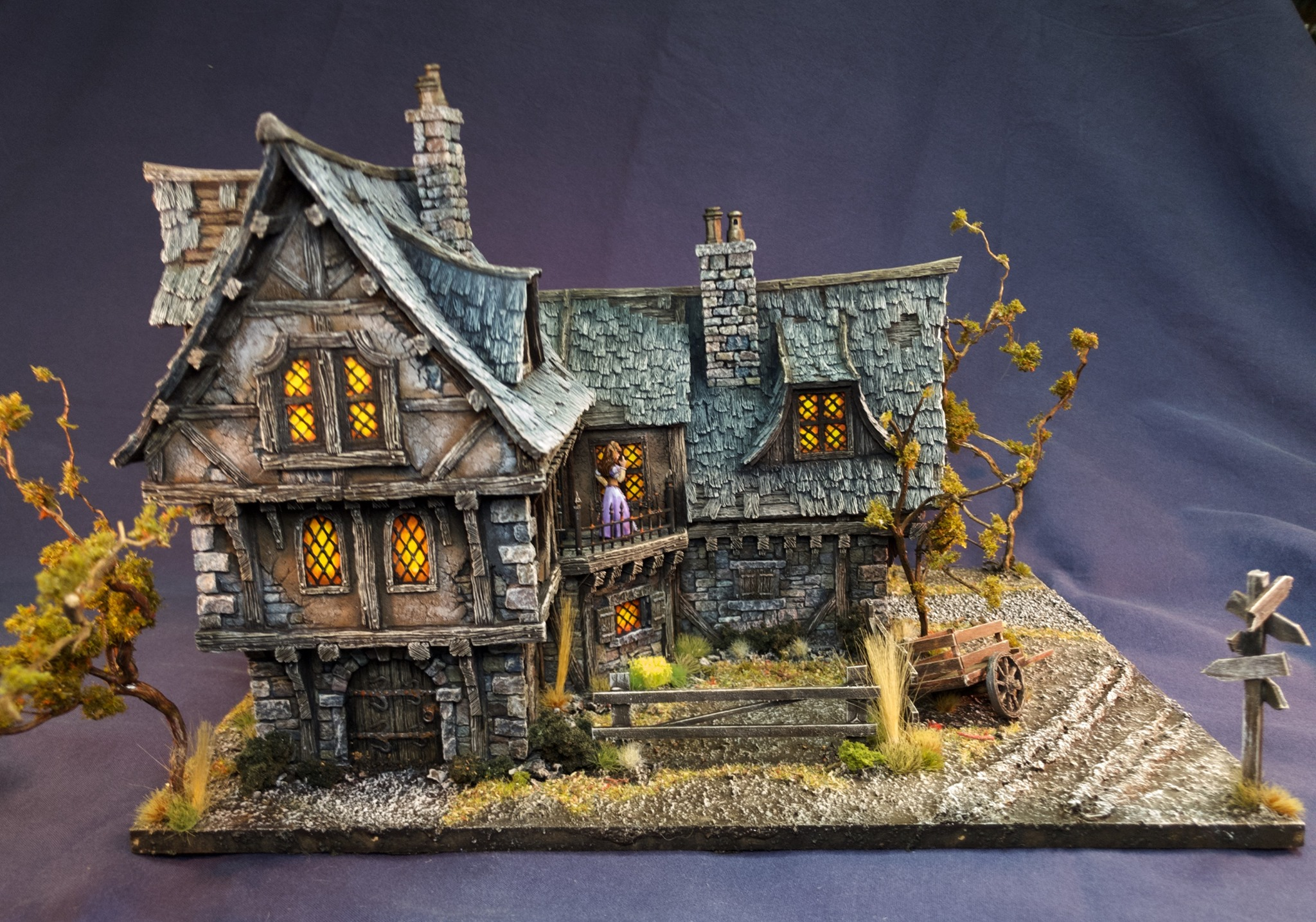Watchdog: Tabletop World Painting Competition