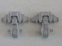 Vanguard Miniatures Wyvern Light Dropship 05