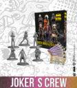Joker Jared Leto Crew
