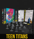 Teen Titans Bat Box