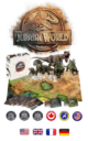 CP Jurassic World Miniature Game Kickstarter 1