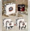 CP Jurassic World Miniature Game Kickstarter 3