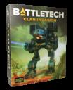 Catalyst Games Lab BattleTech Clan Invasion Kickstarter 1