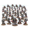 GW Bataillon Der Chaos Space Marines