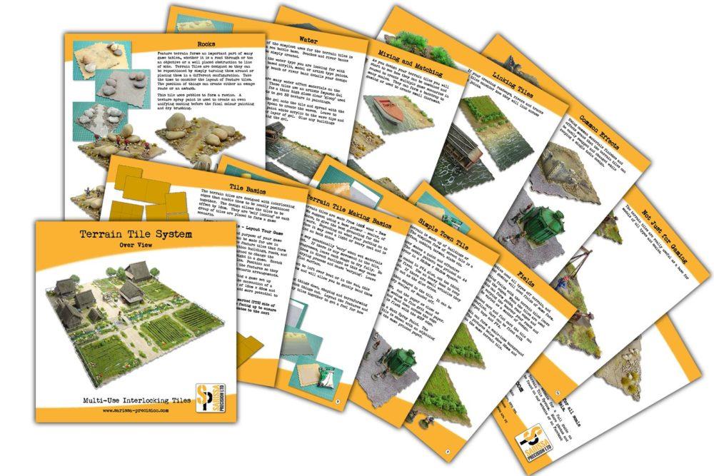 Sarissa Precision: Terrain Tile System Release – Brückenkopf-Online