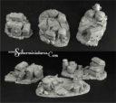 Scibor Dwarven Ruins Terrain #4 3