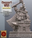 AoW Avatars Of War Runenschmied Statue 1