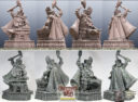 AoW Avatars Of War Runenschmied Statue 2