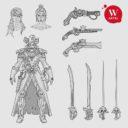 "Artel ""W"" Miniatures Neue Previews 04"
