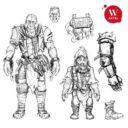 "Artel ""W"" Miniatures Neue Previews 05"