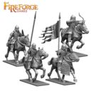 FG Fireforge Games Byzantine Plastic Multi Part Cavalry