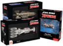 Fantasy Flight Games Star Wars X Wing Huge Ship Expansion 1