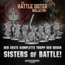 GW Sisters Of Battle Preview