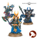 Games Workshop Warhammer 40.000 Made To Oder Chaos Sorceres Preview 2