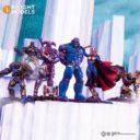 KM DCU Darkseid New Gods