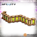 TTCombat Neon Barricades 01