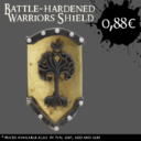 Unreleased BattleHardenedWarriorShield