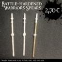 Unreleased BattleHardenedWarriorSpears